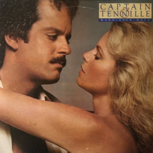Captain And Tennille ‎- Make Your Move (LP) (VG/G++)